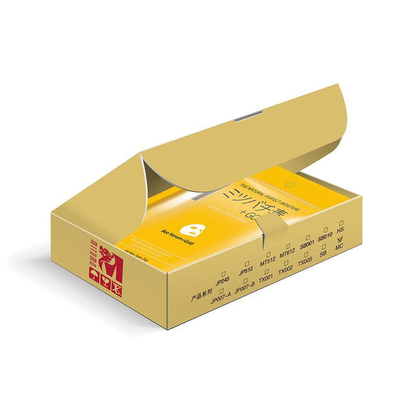 Japan MITOMO Recommended MC Series Wholesale Starter Kit Facial Essence Mask [10 Items][4 Pieces/Item][Total 40 Pieces]
