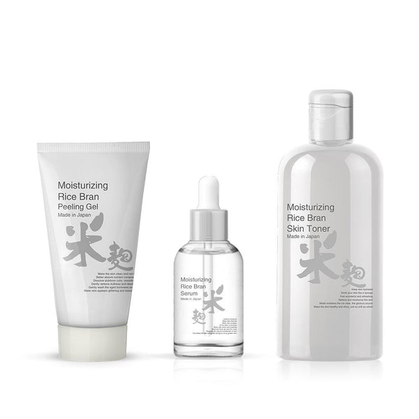 Japan MITOMO Recommended TX Series Wholesale Starter Kit Skin Toner(2 boxes) + Serum(2 boxes) + Sheet Mask(2 boxes)[Total 6 Itmes/Box]