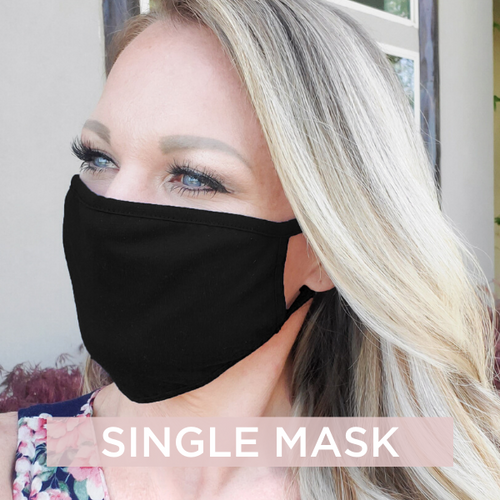 Reusable Face Mask - Single