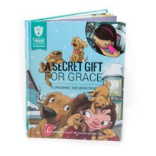 Load image into Gallery viewer, SAFE Hearts Book - A Secret Gift For Grace