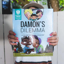 Load image into Gallery viewer, SAFE Hearts Book - Damon's Dilemma