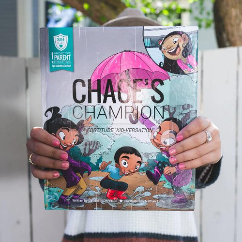 SAFE Hearts Book - Chace's Champion