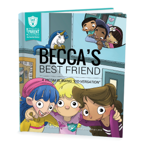 SAFE Hearts Book - Becca's Best Friend