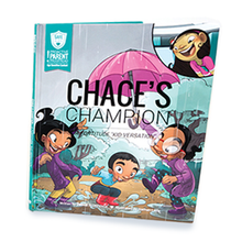 Load image into Gallery viewer, SAFE Hearts Book - Chace's Champion