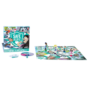 SAFE Hearts Board Game