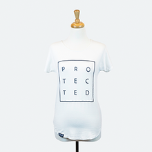 Load image into Gallery viewer, Protected Shirt - White