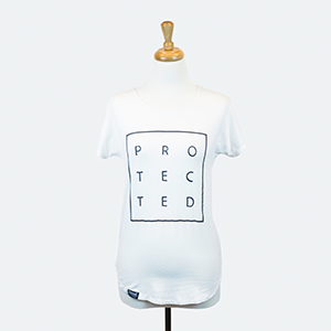 Protected Shirt - White