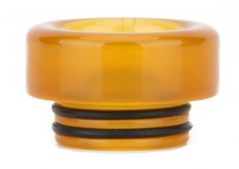 810 Yellow Transparent Stumpy Tip