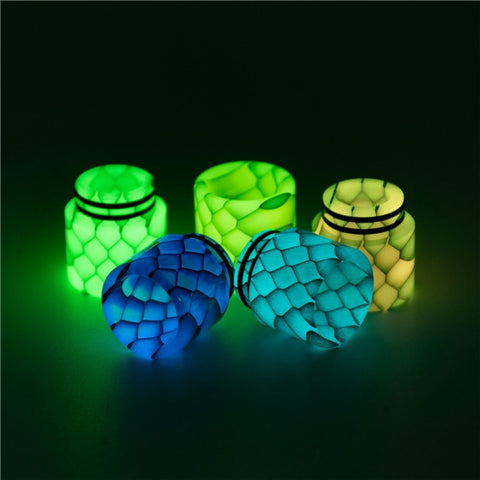 810 Luminous Snake Tips - 6 Colour CHoice