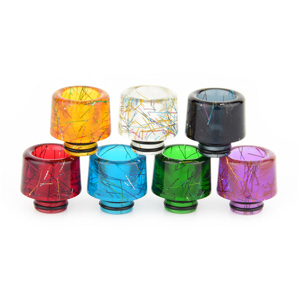 510 Ribbon Foil Tapered Tips - 7 Colour CHoice