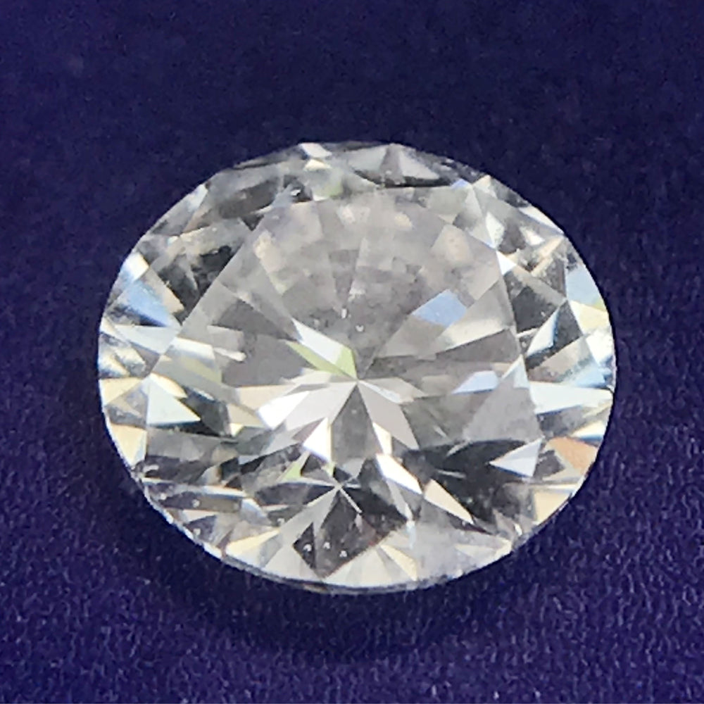 Diamante in blister da 0.22 ct certificato