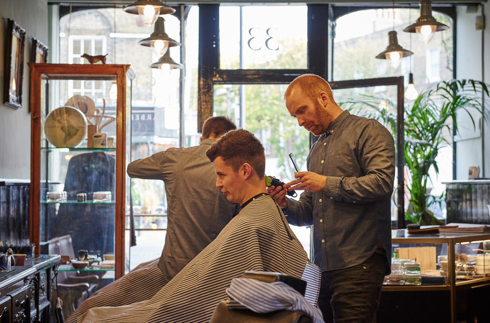 Traditional Barbershop & London's Finest Men's Hairstyling Range