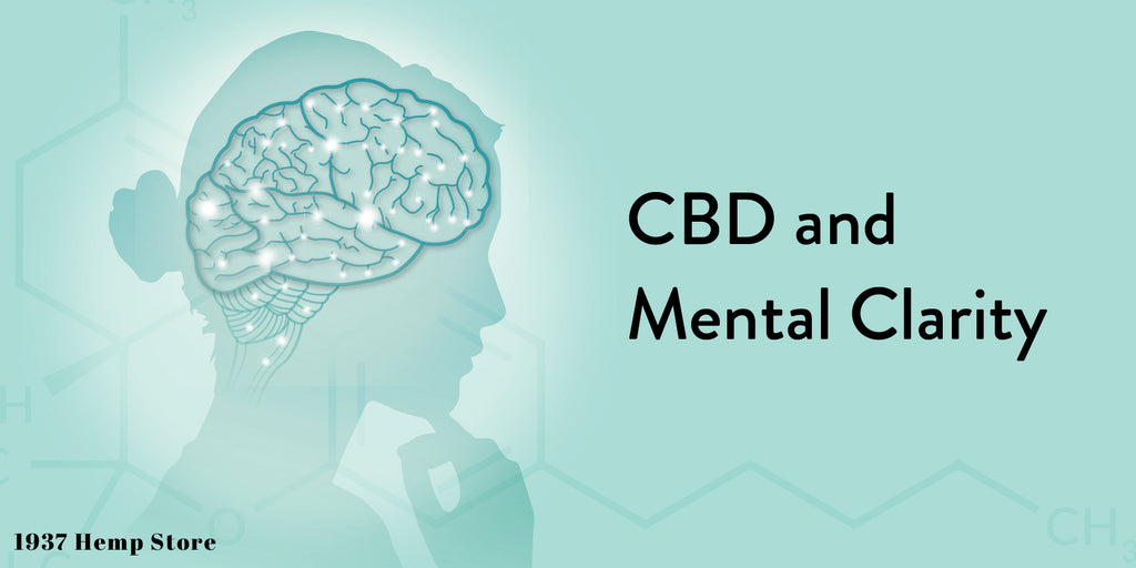 CBD and Mental Clarity