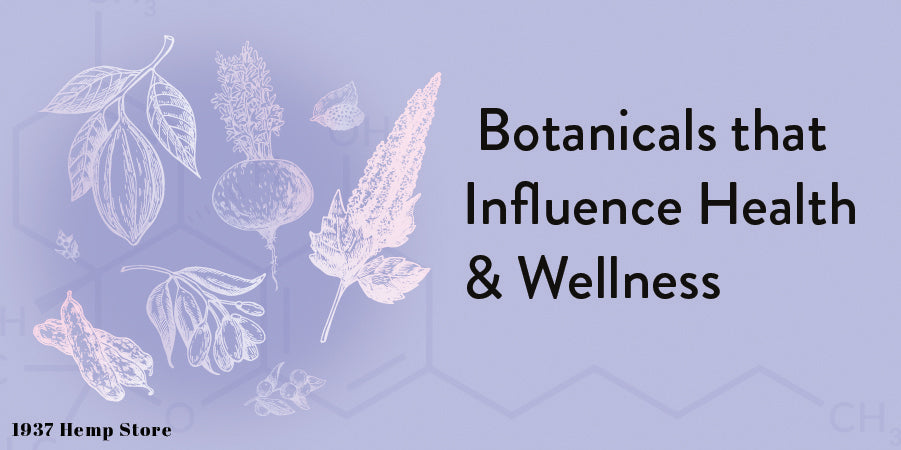 Botanicals for Health and Wellness