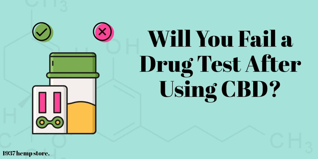 Will You Fail a Drug Test After Using CBD?