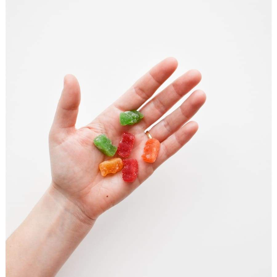 EVN | CBD Sour Gummy Bears (20ct) - CBD Edibles
