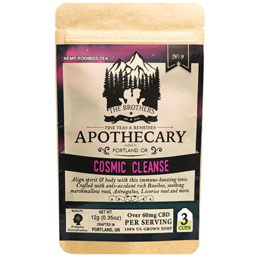 The Brothers Apothecary Cosmic Cleanse Tea - CBD Teas