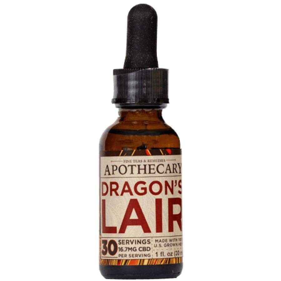 The Brothers Apothecary | Dragons Lair MCT + CBD - CBD Oils