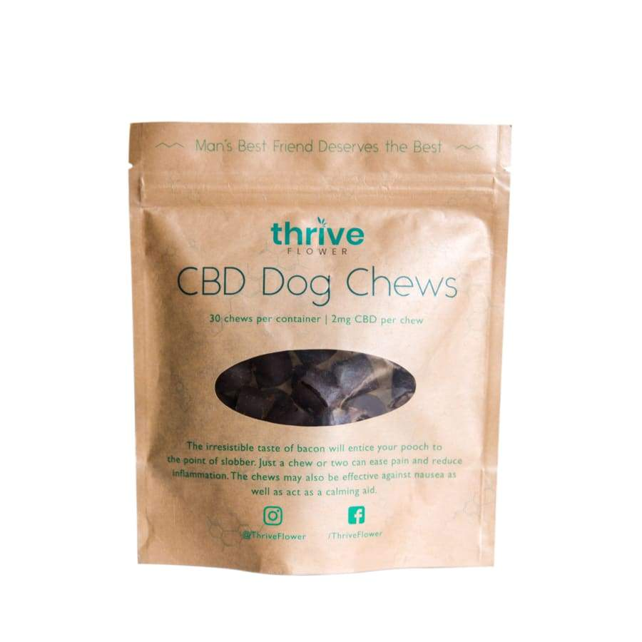Thrive | CBD Dog Treats (30ct 60mg) - CBD Pets