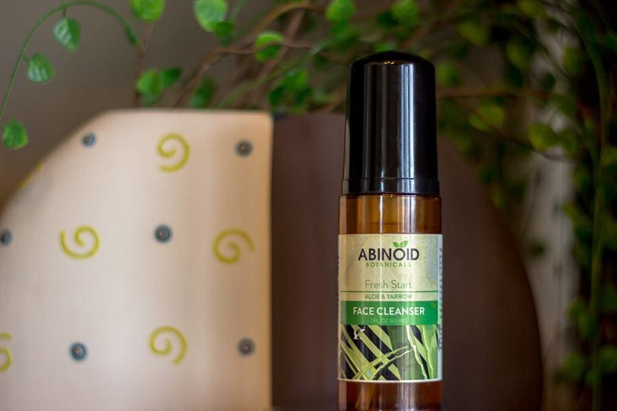 Face Cleanser (2oz) Abinoid Botanicals