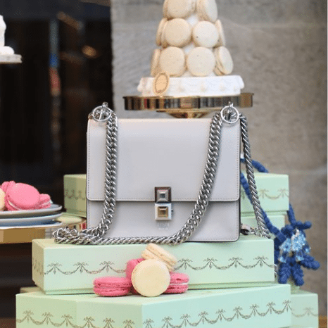 Laduree For Bastille Day