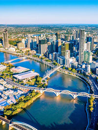 Brisbane by Renee Lee
