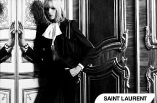 SAINT LAURENT PARIS CAMPAIGN 2013