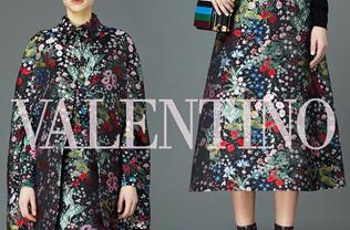 VALENTINO RTW AW15 COLLECTION