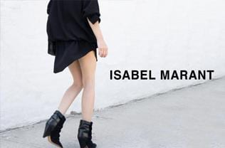 ISABEL MARANT SHOES AW14