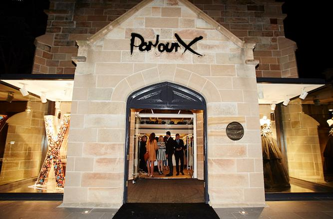 Parlour X Move To Oxford St