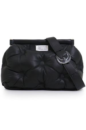 GLAM SLAM QUILTED BAG BLACK