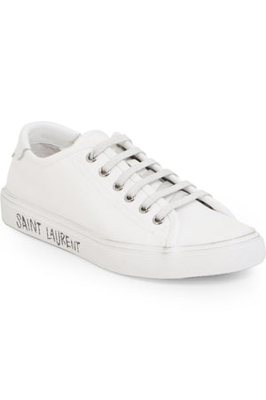 MALIBU CANVAS SNEAKER WHITE