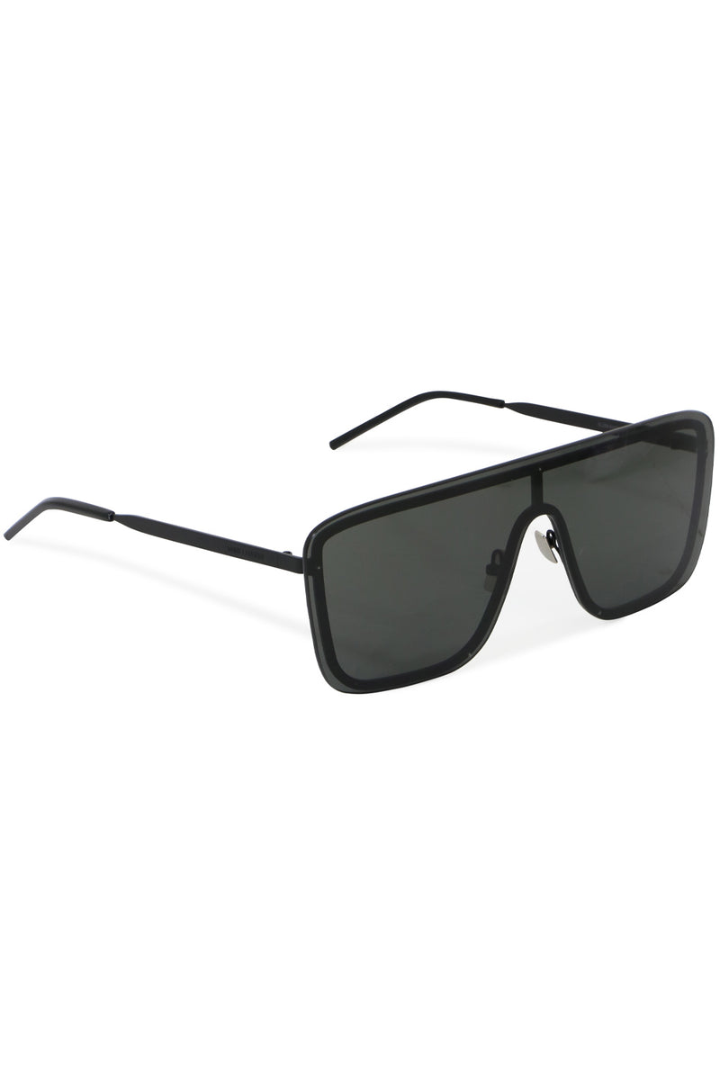364 MASK SUNGLASSES BLACK