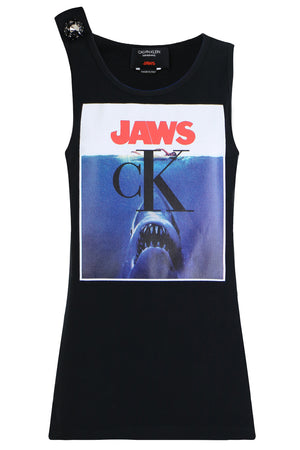 JAWS S/LESS TANK BLACK