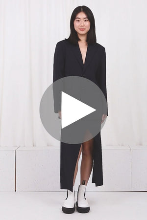 CROPPED WIDE LEG CULOTTES DUCK GREEN