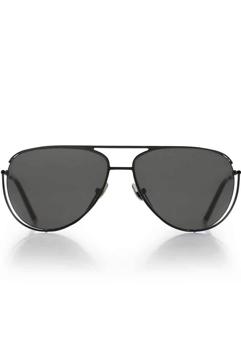 S6 SUNGLASSES NERO/GRAPHITE