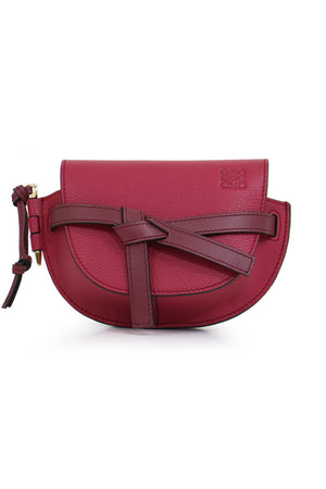 GATE MINI BAG RASPBERRY/WINE
