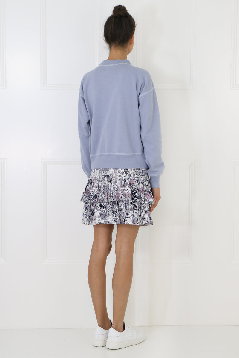 ETOILE MOBY SWEATER LIGHT BLUE