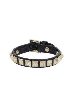 ROCKSTUD NO LIMIT CUFF BLACK
