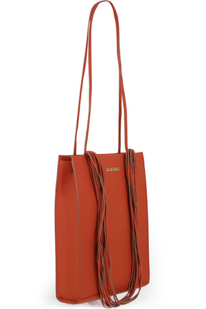 LE A4 TOTE BAG ORANGE