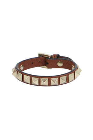 ROCKSTUD NO LIMIT CUFF TAN
