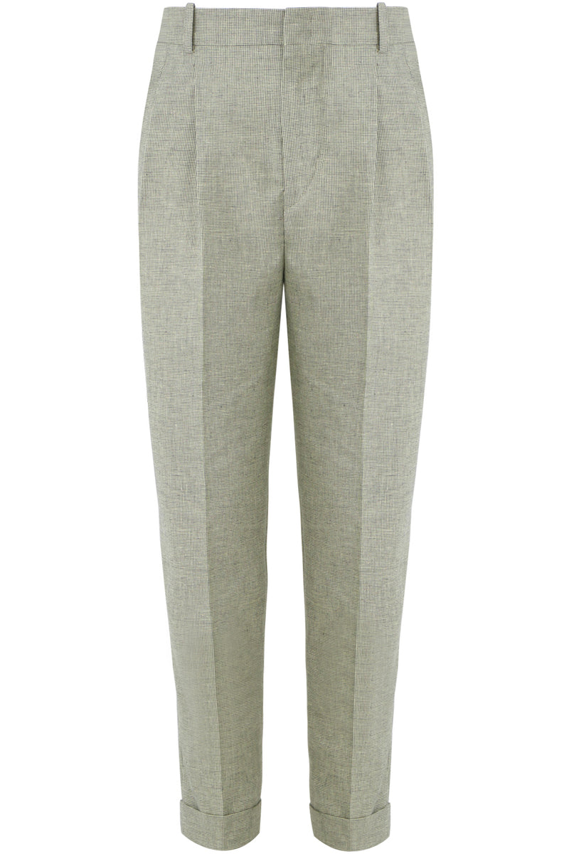 ETOILE LOWEA TAPERED PANTS LIGHT YELLOW