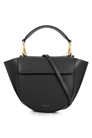 HORTENSIA MINI BAG BLACK