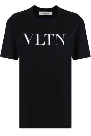 VLTN LOGO T-SHIRT BLACK