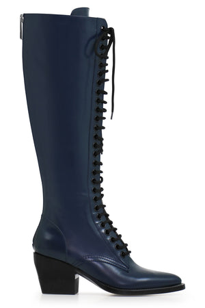 RYLEE KNEE HIGH BOOT MIDNIGHT INK