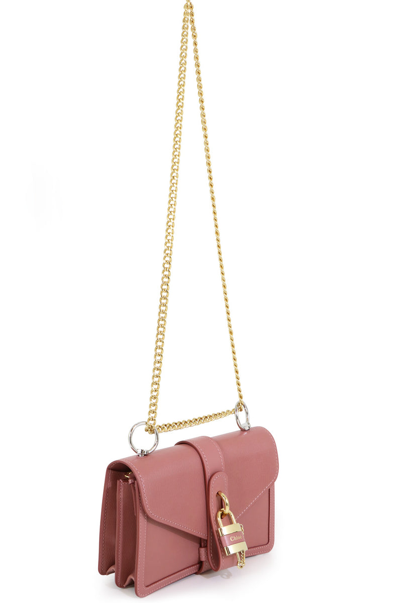 ABY CROSSBODY BAG RUSTY PINK