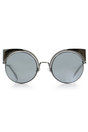 EYESHINE SUNGLASSES RUTHENIUM