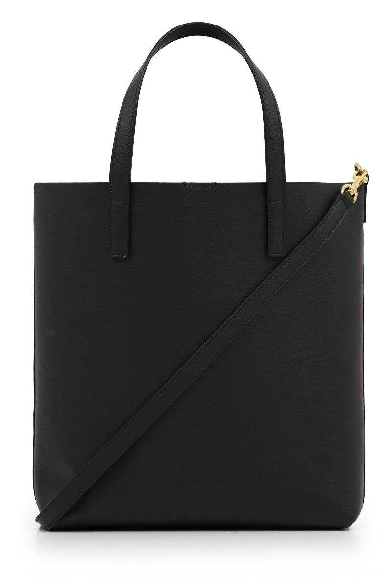 TOY SOUTH SHOPPING TOTE BLACK