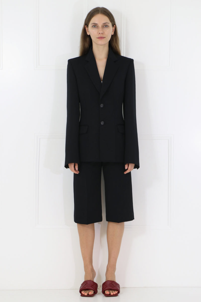 TAILORED BLAZER BLACK