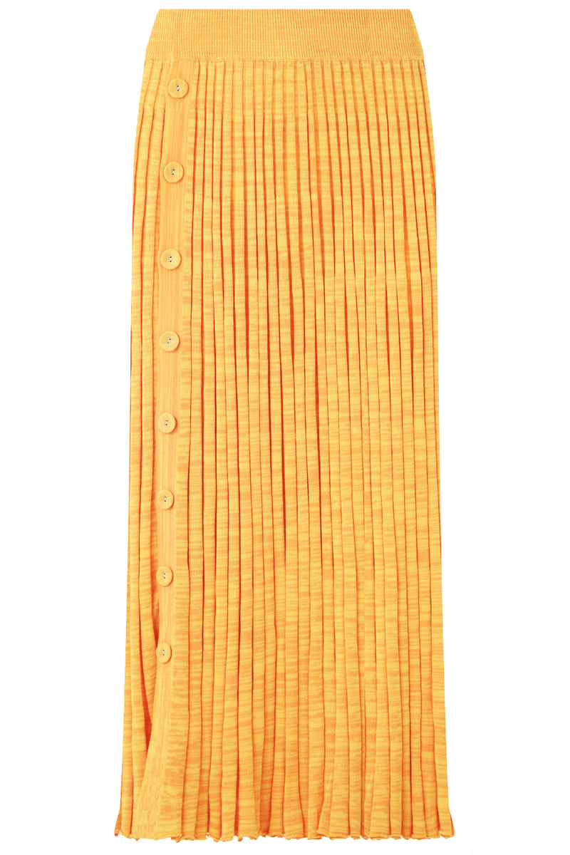 PLEATED KNIT SKIRT MANGO MARLE